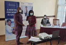 Ghana Enterprises Agency Training