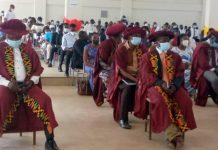 SDD-UBIDS Matriculation Ceremony