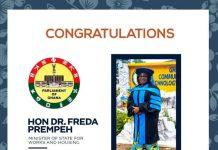 Mrs Freda Prempeh