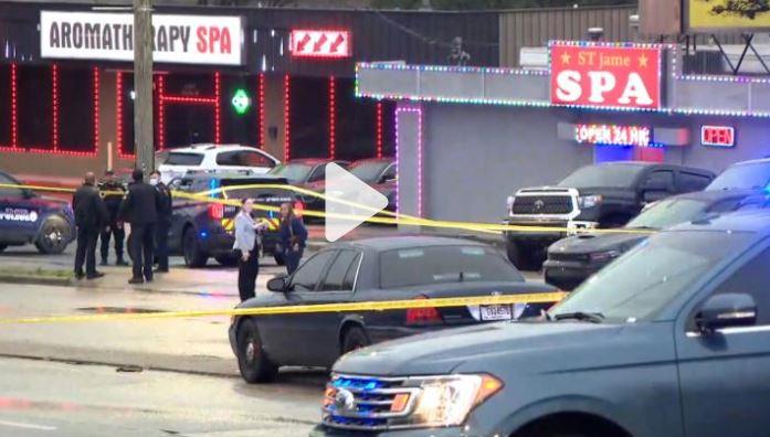Eight killed in Atlanta shootings