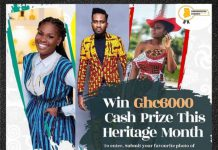 The Unapologetically Ghanaian Challenge'