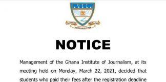 GIJ Management Directive