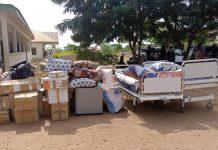 Foundation donates medical equipment