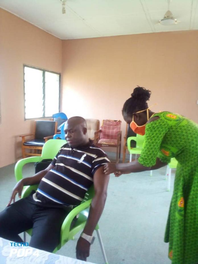 Vaccination Kadjebi