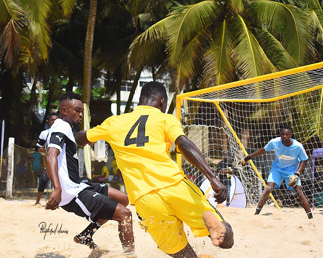 Ghana Beach Soccer: Satellites Cup triumph will spur us on to victory against Uganda – Black Sharks