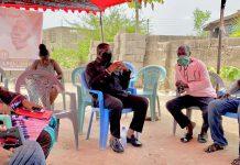 GOC Executives Visit Family Of Late Emmanuel Ontumi