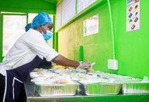 'Food for Ghana's Frontline' Project