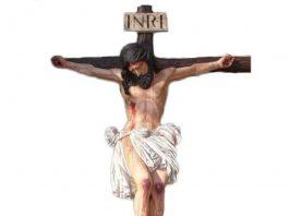 Jesus' statue