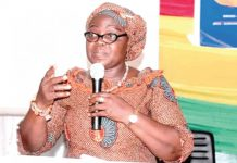 Madam Justina Owusu-Banahene
