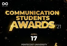 Communication Students' Awards