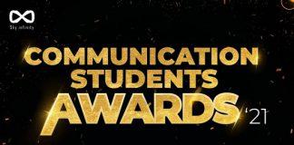 Communication Students' Awards