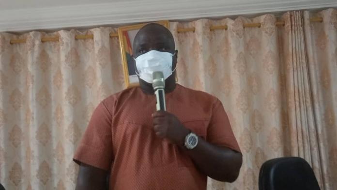 Mr Joshua Gmayenaam Makubu