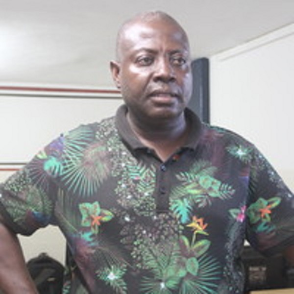 Professor Desmond Ayim-Aboagye