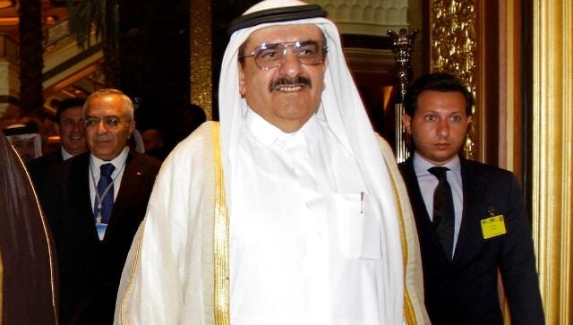 File image of Sheikh Hamdan bin Rashid Al Maktoum. AP