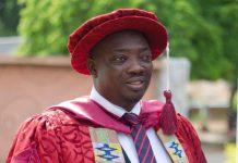 Professor Kyem-Amponsah II, Chief of Fiapre