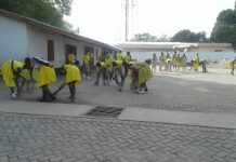 Clean-up Exercise