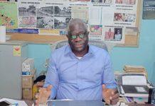 Mr Emmanuel Holortu