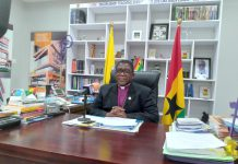 Most Reverend Dr Paul Kwabena Boafo