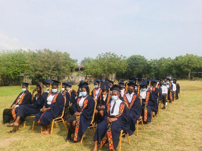 African Entrepreneurship School Students
