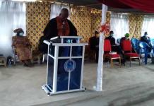Right Reverend Dr Setorwu K. Ofori