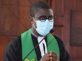 Right Reverend Dr Setorwu Kwadzo Ofori