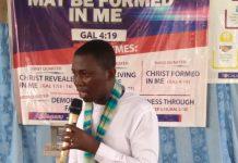 Reverend John Asare