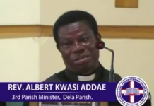 Reverend Albert Kwasi Addae