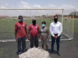 Tema United donate nets