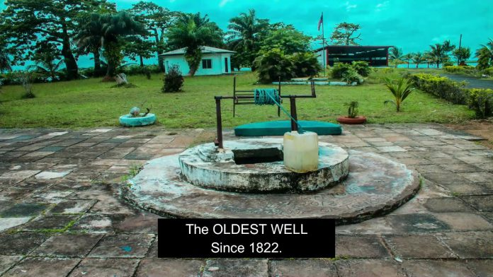 The Oldest well