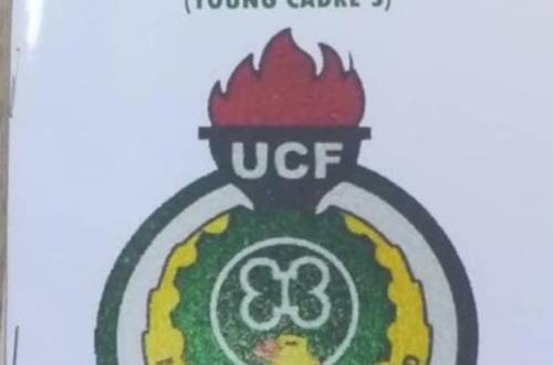 UCF-Ghana
