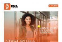cgia institute scholarship
