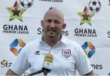 Dani Mujkanovic Head Coach Of Inter Allies