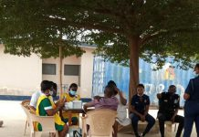 Health Vaccination Ashaiman