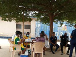 Health Vaccination Ashaiman