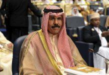 Kuwaiti Emir, Nawaf al-Ahmad Al Sabah