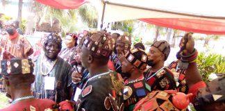 GaDangme leaders