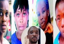 Takoradi Kidnapped Girls