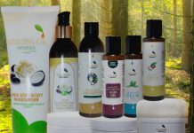 Natural Hair and skin products