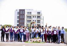 vivo energy ghana employees -choosetochallenge on international women-s day