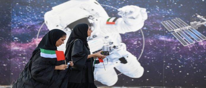 Emirati women take on science and tech