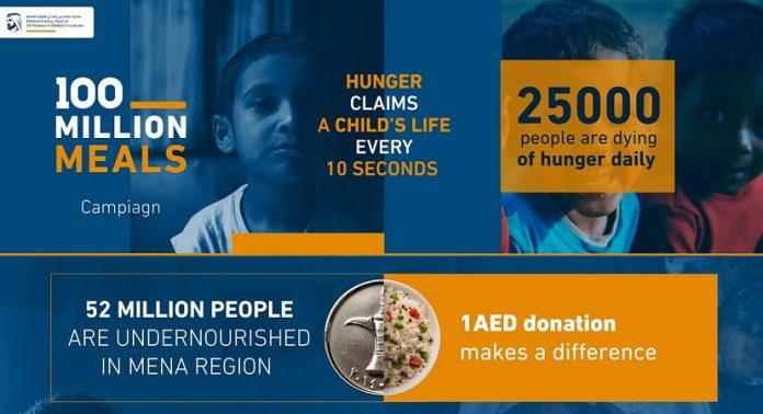 100 Million Meals Initiative