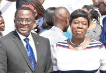 Ben Nunoo Mensah and Abigail Twumasiwaa Okanta