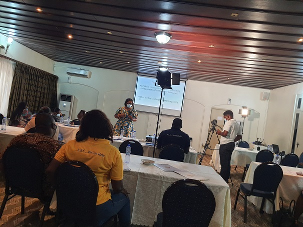 Abuse Relief Corps Holds Workshop On SGBV