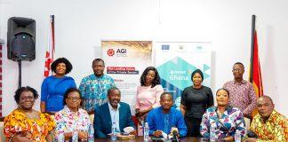 Ghana Cosmetic Cluster platform