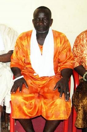 Ataa Toe also known as Nii Asharku Ayiku III