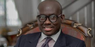 Attorney General and Minister of Justice, Godfred Yeboah Dame