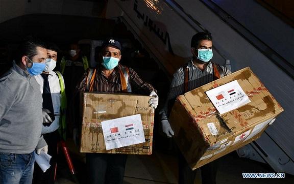 China donates COVID-19 test kits to Uganda