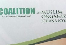 Coalition of Muslim Organizations, Ghana (COMOG)