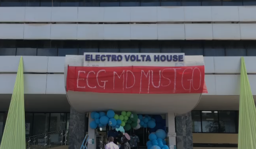 Electricity Company of Ghana's Accra East Branch