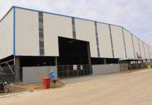 B5 Plus Steel Plant